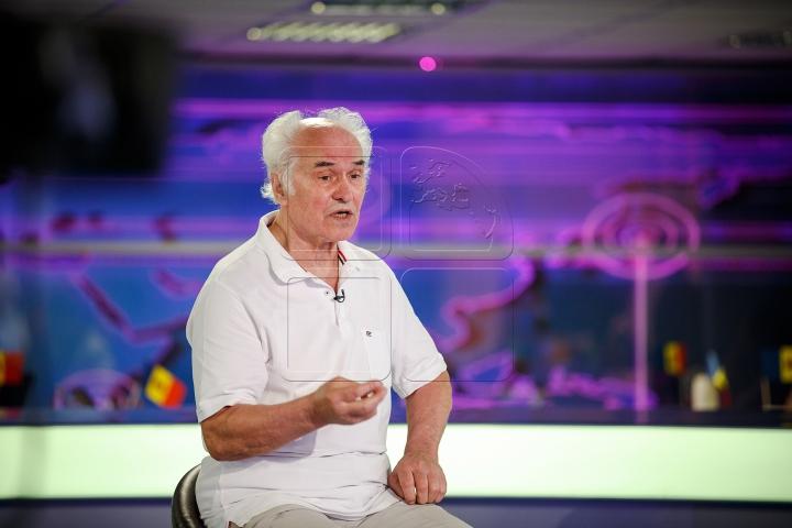 """EDIŢIE SPECIALĂ la PUBLIKA TV. S-a dat startul campaniei """"EU SUNT MOLDOVA!"""" (FOTOREPORT)"""
