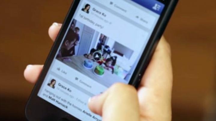 Facebook ar putea activa şi sunetul pentru clipurile redate automat în News Feed