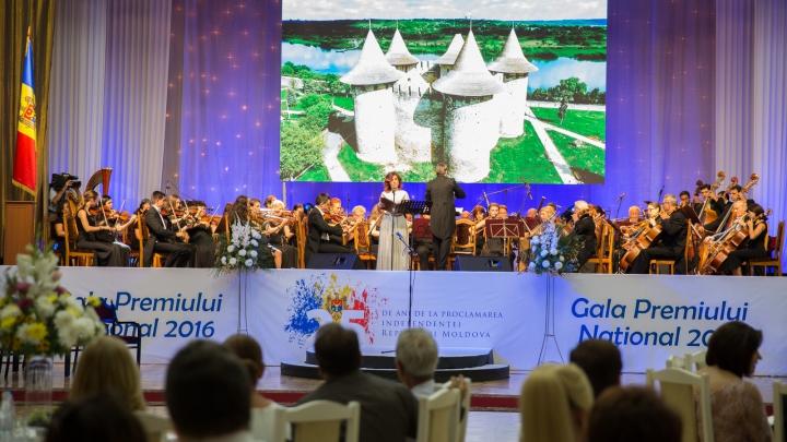 """Gala Premiului Naţional. Pavel Filip: """"Sărbătorim puterea creativă a națiunii noastre"""""""