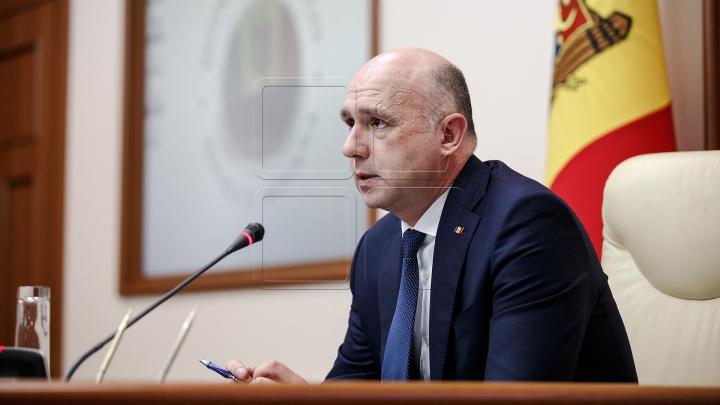 Pavel Filip, despre deblocarea creditului din România: Lucrurile au pornit pe drumul corect în Moldova