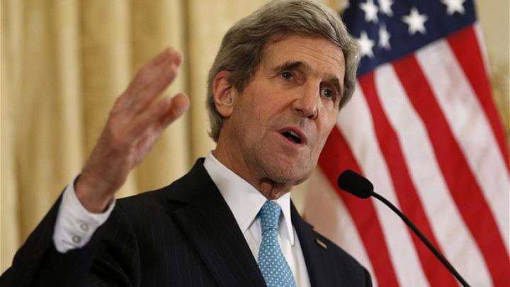 Șeful diplomaţiei americane a transmis un mesaj cu ocazia aniversării a 25 de ani de Independenţă a Republicii Moldova