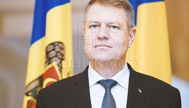 Mesajul preşedintelui Klaus Iohannis cu prilejul Zilei Independenţei Republicii Moldova