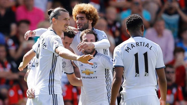 Jose Mourinho a obţinut prima victorie cu Manchester United în Campionatul Angliei