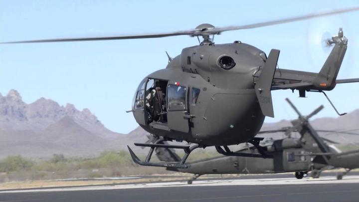 Un elicopter militar s-a prăbuşit în Thailanda