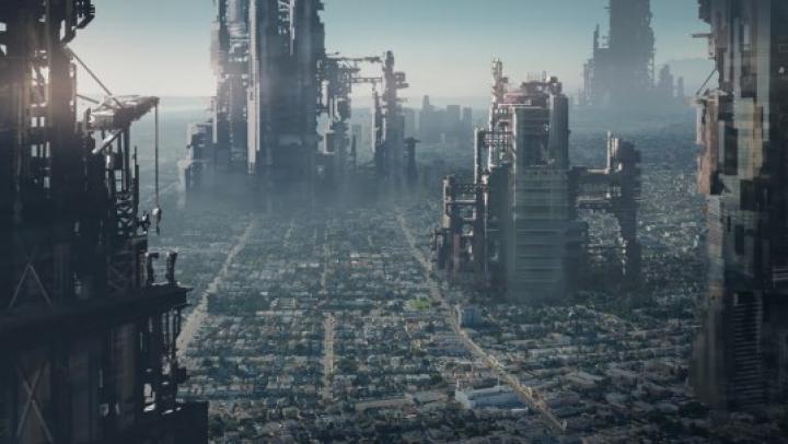 Megacity One este cel mai mare oraş virtual din lume. Are peste 100 de milioane de locuitori!