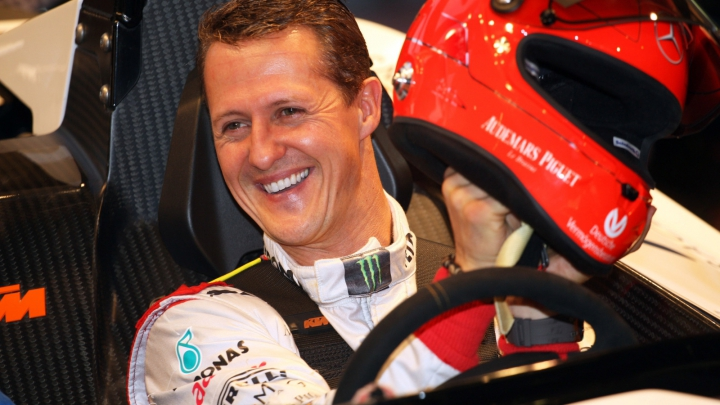 VEŞTI PROASTE despre starea de sănătate a legendarului pilot de F1, Michael Schumacher