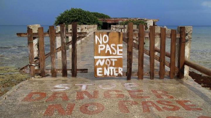 Cinci locuri de pe Pământ în care accesul oamenilor este interzis (FOTO)