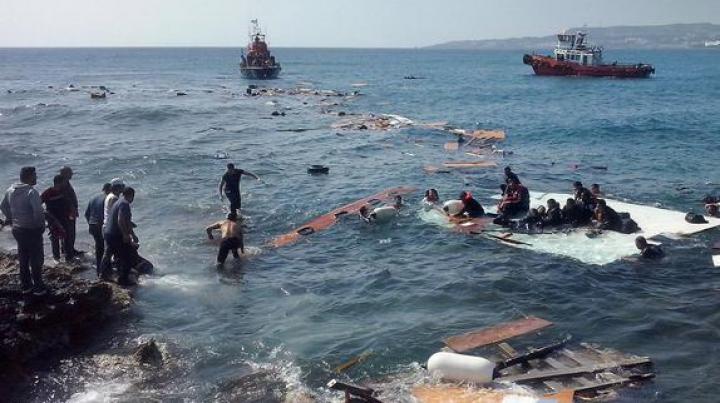 Marea Mediterană: Peste 8.000 au fost salvaţi în ultimele în cinci zile