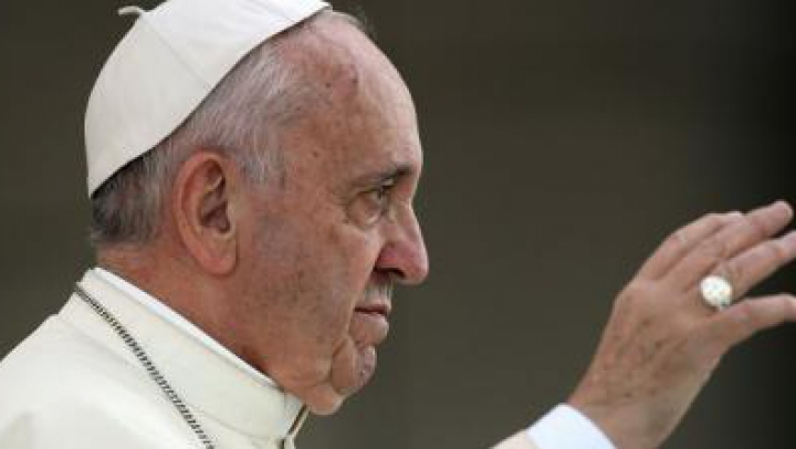 MESAJUL EMOŢIONANT trasmis de Papa Francisc după cutremurul care a devastat Italia (VIDEO)