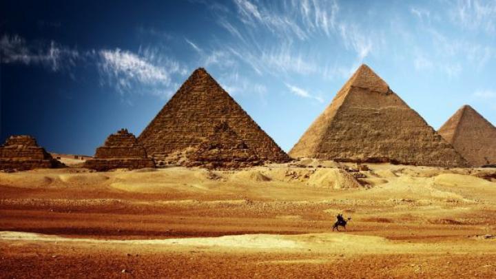 Descoperire inedită în Kazahstan: A fost găsită o piramida cu 1.000 de ani mai veche decât cele egiptene
