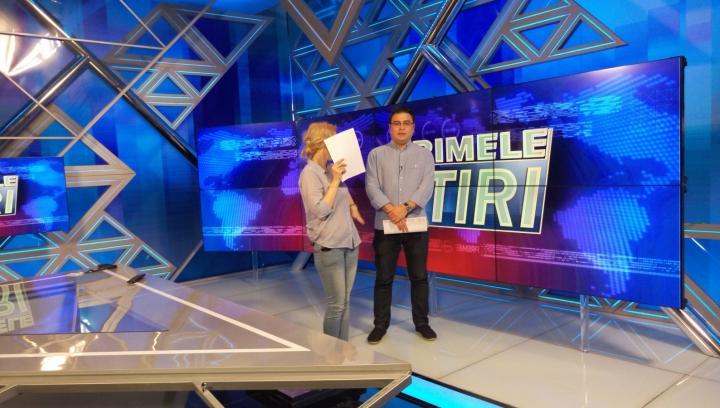 Detalii din culisele PRIME TV! Cine sunt cei doi jurnalişti care vor prezenta Primele Ştiri