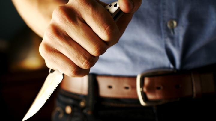 JAF pe Calea Orheiului! Hoții au sustras două telefoane mobile și bani. FOTO cu unul dintre infractori