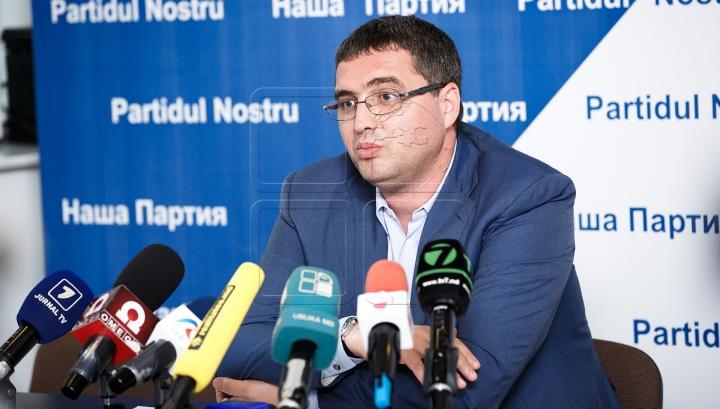 """Renato Usatâi şi-a demonstrat încă o dată calitatea de """"balabol"""". Declaraţia politicianului"""