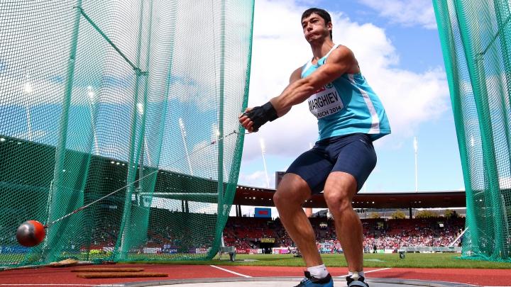 RIO 2016: Serghei Marghiev s-a clasat pe locul 10 în finala probei de aruncare a ciocanului