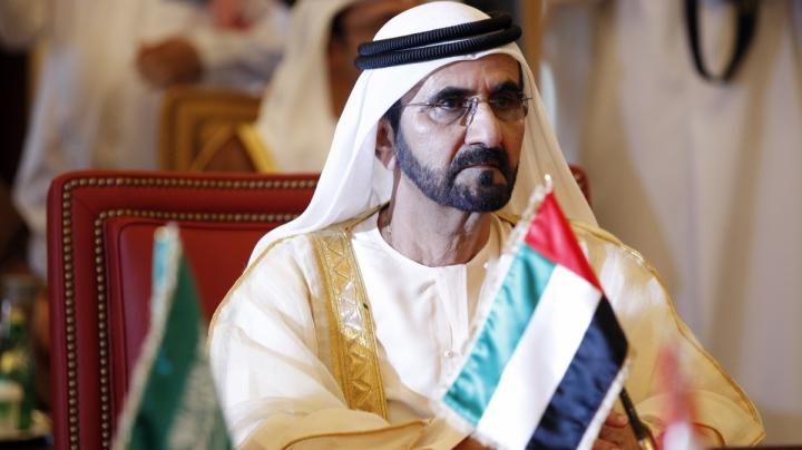 Şeicul Dubaiului a făcut vizite surpriză la instituţiile statului. Ce a găsit în birouri