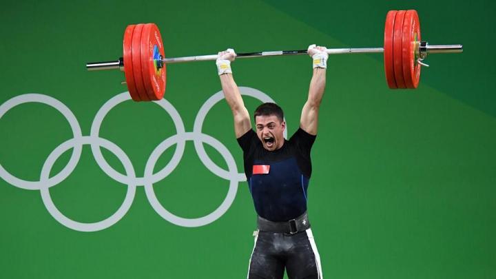 Halterofilul moldovean Alexandru Șpac a ocupat locul 5 la Jocurile Olimpice de la Rio de Janeiro