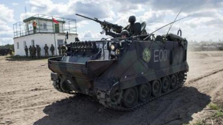 Se teme de Rusia? Lituania inaugurează un oraș de carton pentru antrenamente militare