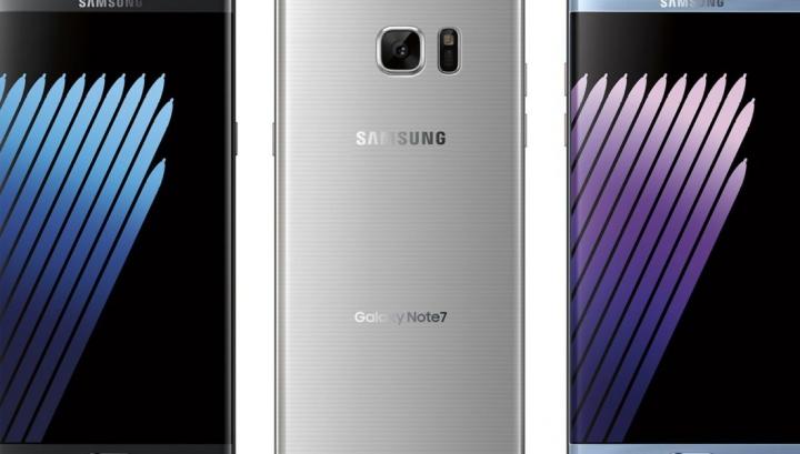 Galaxy Note 7 vine cu cel mai bun ecran folosit vreodată de către un smartphone.
