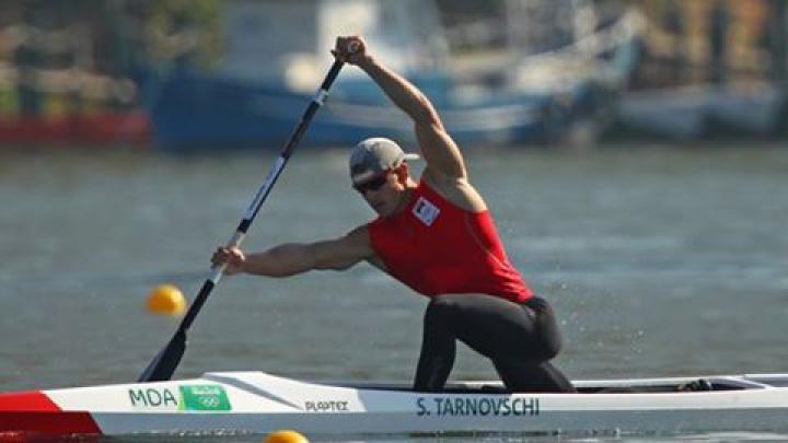 PRIMA MEDALIE A MOLDOVEI la Olimpiadă! Serghei Tarnovschi a obţinut bronzul la canoe simplu
