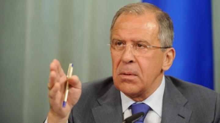 Lavrov: Rusia nu este interesată de ruperea relaţiilor diplomatice cu Ucraina