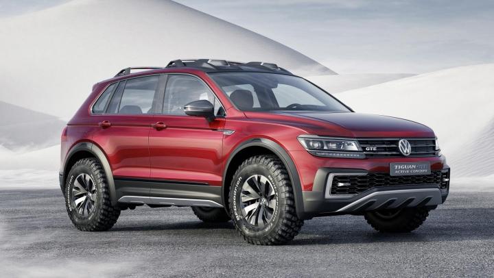 Isteria clonelor continuă. Volkswagen Tiguan are un frate geamăn în China