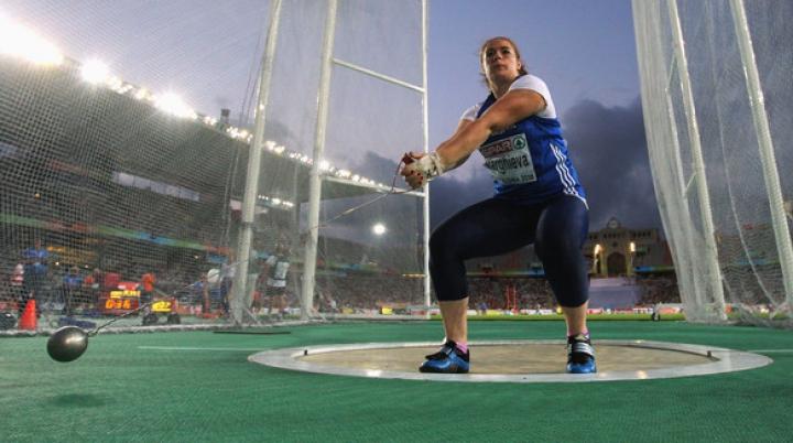 Veşti bune de la Rio! Atleta din Moldova, Zalina Marghiev, s-a clasat pe locul cinci la Olimpiadă