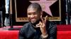 Usher a primit o stea pe Hollywood Walk of Fame (FOTO)