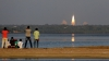 India a lansat cu succes o rachetă în cosmos (VIDEO)