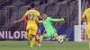 România - Muntenegru, scor 1 - 1, în preliminariile Campionatului Mondial din 2018