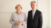 Iurie Leancă s-a întâlnit cu Angela Merkel la Berlin. Despre ce au discutat cei doi oficiali