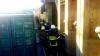 Scurgere de petrol la Giurgiuleşti. Trei autospeciale au acţionat mai mult de o oră (FOTO)