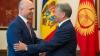 Filip s-a întâlnit cu Atambaev: Republica Kârgâză, deschisă pentru un dialog constructiv cu Moldova