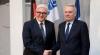 Miniștrii de Externe ai Franței și Germaniei, primii oficiali europeni, care efectuează o vizită în Donbass