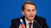 Serviciul de Informații Externe al Rusiei are un nou preşedinte. CINE ESTE EL