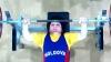 Jocurile Paralimpice: Larisa Marinencova a obţinut locul ŞAPTE la proba de powerlifting