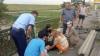 GRAV ACCIDENT! Jurnalista unui post TV, lovită de o maşină, în timp ce făcea o relatare