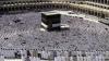 """""""Kurban Bayram"""": Mii de pelerini s-au rugat în Marea Moschee de la Mecca"""