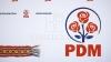 """""""Creşterea în sondaje a PDM, justificată de mobilizarea formaţiunii şi de reformele implementate de guvernare"""""""