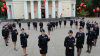 Flashmob de Ziua Mondială a Inimii. Evenimentul inedit a fost organizat de angajaţii IGP (VIDEO/FOTO)