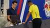 Moment istoric pentru fotbalul european! În amicalul Italia-Franţa a fost testată asistenţa video pentru arbitraj