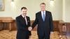 Ministrul Apărării s-a întâlnit cu preşedintele român Klaus Iohannis