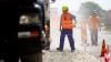 Ministerul Transportului a rupt contractul cu firma care se ocupa de reparaţia drumului Chişinău-Giurgiuleşti