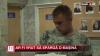 Cherchelit şi dornic de aventură, un bărbat a ajuns la poliţie (VIDEO)