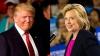 REPLICI VIOLENTE şi AMBIANŢĂ ELECTRIZANTĂ! Prima dezbatere electorală între Trump şi Hillary