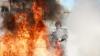 ÎNGROZITOR: 10 militari au murit, iar opt au fost răniți după ce autobuzul în care se aflau a explodat