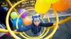 """""""Parcurile Edelweiss"""": Copiii din oraşul Cahul au un loc de joacă modern şi sigur"""