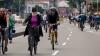 O zi fără maşini în Paris! În aproape jumătate de oraş a fost interzisă circulaţia vehiculelor