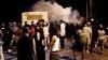 TENSIUNI RASIALE în SUA! Protestul a degenerat şi mai mulţi poliţişti au fost răniţi (VIDEO)