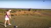 """Momentul în care o dronă este """"ucisă"""" de o minge de golf (VIDEO)"""