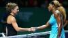 Serena Williams a câştigat meciul cu Simona Halep la turneul de Mare Şlem de la US Open